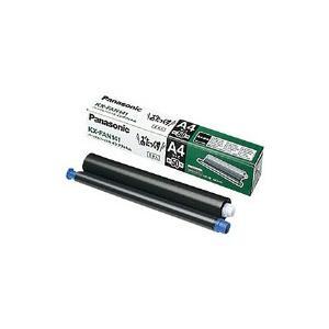 Panasonic  普通紙ファックス用インクフィルム KX−FAN141 KX-FAN141  ●お得な5パックセット