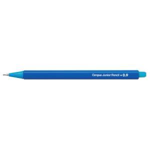 コクヨ 鉛筆シャープキャンパスジュニアペンシル 吊り下げパック 0.9mm ブルー PS−C100B−1P shimiz
