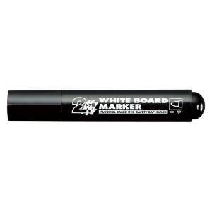 ◎コクヨ ホワイトボード用マーカー(ロング筆記) 中字丸芯 インク色:黒 PM-BL102D ●お得な10パックセット|shimiz