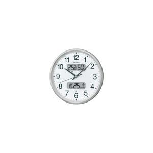 セイコークロック 温湿度カレンダー表示付電波掛...の関連商品1