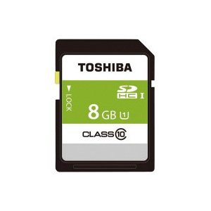 東芝 SDHCメモリーカード SDAR40N0...の関連商品9