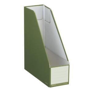 コクヨ ファイルボックス NEOS スタンドタイプ オリーブグリーン フ−NEL450DG|shimiz