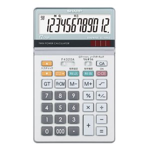 シャープ 実務電卓 EL−N862−X EL−N862−X|shimiz
