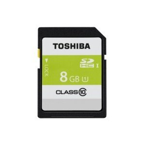 東芝 SDHCメモリカード 8GB SDAR4...の関連商品2