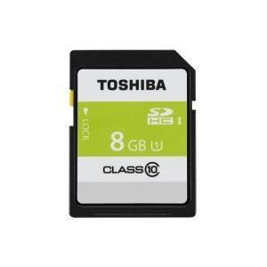 ●東芝 SDHCメモリカード 8GB SDAR...の関連商品4