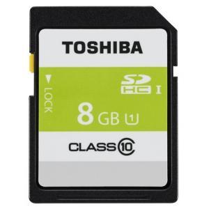 ◎東芝 SDHCメモリカード 8GB SDAR...の関連商品1