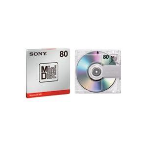 ●ソニー ミニディスク MDW80T ●お得な5...の商品画像