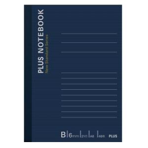 スタイリッシュ&シンプルなノート。●ノート●規格:A6●サイズ:幅105×高さ148mm●枚数:48...