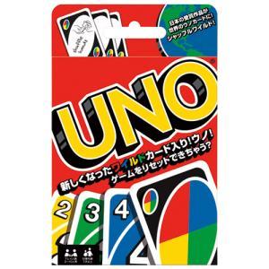 マテル・インターナショナル ウノ カードゲーム ...の商品画像