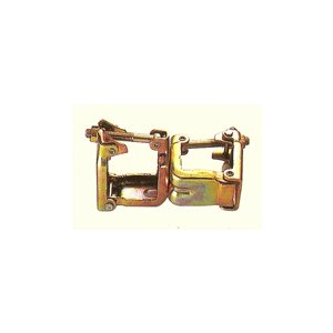平和技研(株) 角クランプ(60角×60角) 直交 (15個入り)|shimizu-kanamono