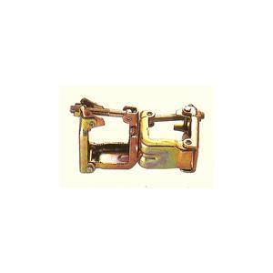平和技研(株) 角クランプ(50角×50角) 直交 (20個入り)|shimizu-kanamono