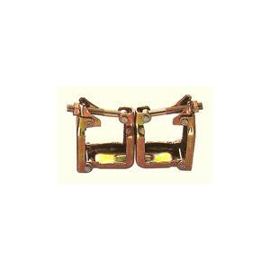 平和技研(株) 角クランプ(50角×50角) 自在 (20個入り)|shimizu-kanamono