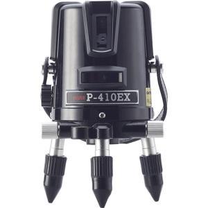 マイゾックス レーザ−墨出器 P-410EX(本体のみ)|shimizu-kanamono