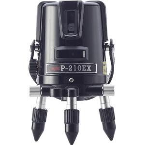 マイゾックス レーザ−墨出器 P-210EX(本体のみ)|shimizu-kanamono