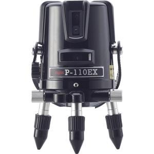 マイゾックス レーザ−墨出器 P-110EX(本体のみ)|shimizu-kanamono