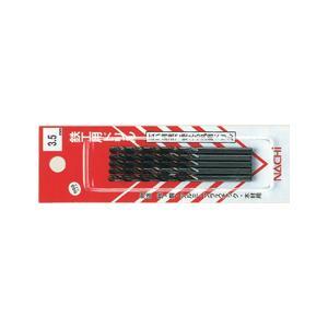 ナチ(NACHI) 鉄工ドリル 1.0mm5本入り 5MSPA1.0 shimizu-kanamono