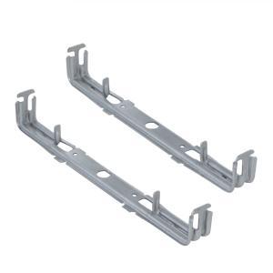 NSP 型枠50mm用 高防錆KRBS-120吊巾止金具 (200入) shimizu-kanamono