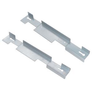 NSP 型枠50mm用 高防錆KRW1平セパ120外周内外 (100入) shimizu-kanamono