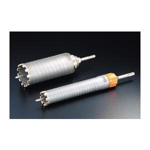 ユニカ 多機能コアドリルUR-21 乾式ダイヤ100mmセット UR21-D100ST(SD)|shimizu-kanamono
