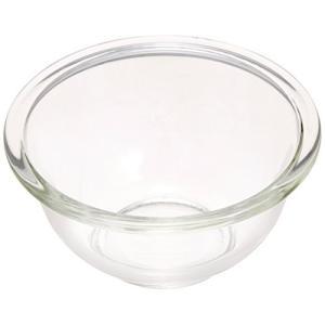 iwaki(イワキ) 耐熱ガラス ボウル 250ml 外径11.6cm KBT320N