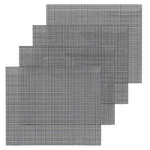 GWHOLE バーベキューグリルマット BBQグリルシート こびりつき防止ネット 調理シート ベーキングメッシュマット グリル焼き網 再利用 shimizunet004