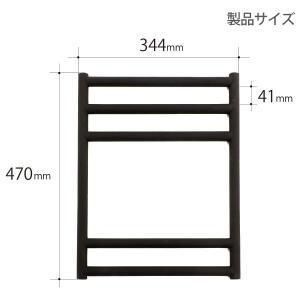DOD(ディーオーディー) テキーラベンチレッグ 2×4木材を差し込むだけで完成するベンチ脚2個セット CL2-543 shimizunet004