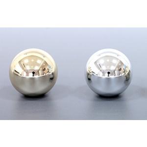 三和電子 メタリック レバーボール 35φ ゴールド LB-35-AU