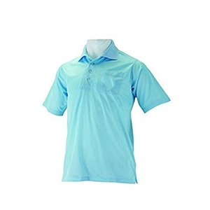 HI-GOLD(ハイゴールド) 審判用 シャツ 半袖 ANS-500 パウダーブルー L