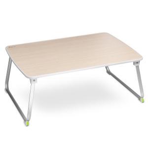 Salcar 折れ脚 ローテーブル ちゃぶ台 折り畳みテーブル 座卓 60*36*27.5 軽量 コ...