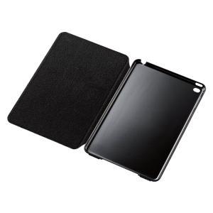 2015年モデルELECOM iPad mini42015年モデル手帳型 フラップカバー オールアン...
