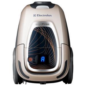 Electrolux 掃除機に大切な3つの機能すべてに最高のクオリティ エルゴスリーマルチフロア ダイヤモンドサンド EET510DS|shimizusyouten01