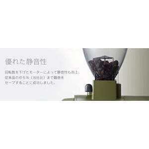 カリタ コーヒーミル ネクストG 電動ミル 61090 アーミーグリーン