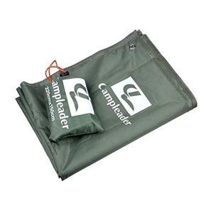 ソロキャンプ ツーリングに最適 SAKURADOセレクション 柔軟素材 軽量防水マルチパーパスシート グランドシート タープ 220cm×1|shimizusyouten01