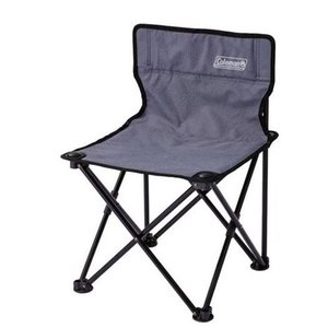 Coleman(コールマン) コンパクトクッションチェア 折り畳み 椅子 アウトドア (グレー)