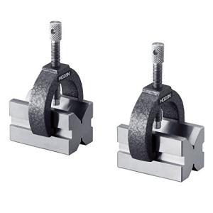 ホーザン(HOZAN) Vブロック 棒材加工や検査時の保持具 取付可能サイズ:3~20mmΦ 適応:...