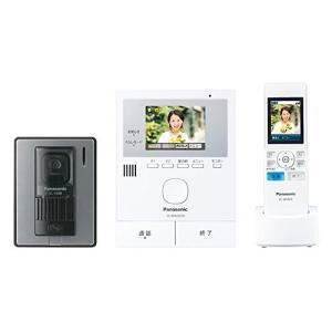 パナソニック ワイヤレスモニター付 テレビドアホン 電源コード式 VL-SWD220K