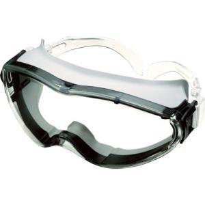 uvex ゴーグルの密着性&めがねの掛け易さ 《めがね併用可》 ゴーグラス X9302 グレ...