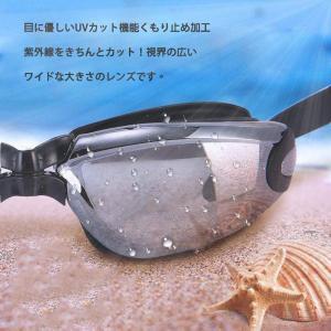 スイミングゴーグル,thsgrt 水泳眼鏡 UVカット 曇り防止 2018最新デザイン防水 3D人間工学設計 ベルト調節可 男女兼用 水泳ゴ|shimizusyouten01
