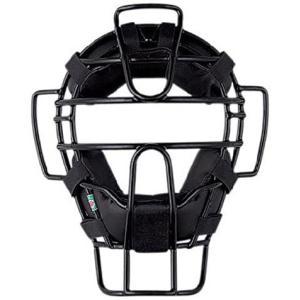 ZETT(ゼット) 野球用 軟式 キャッチャー・審判兼用 マスク BLM3190B ブラック(1900)|shimizusyouten01