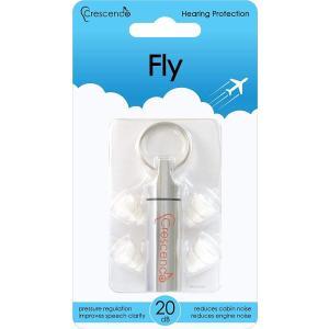 CRESCENDO 耳栓 飛行機用 イヤープロテクター Fly|shimizusyouten01