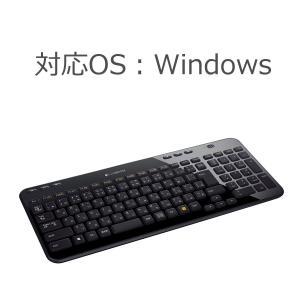 Logicool ロジクール ワイヤレスキーボード K360r