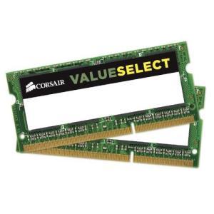 CORSAIR Memory Module DDR3 ノート VALUE SELECT Series 2GB×2kit CMSO4GX3M2 shimizusyouten01