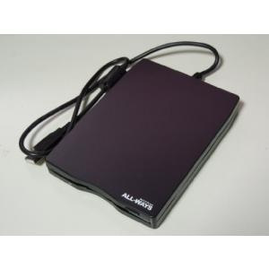ALL-WAYSUSB外付け フロッピーディスクドライブ FDD144-AW