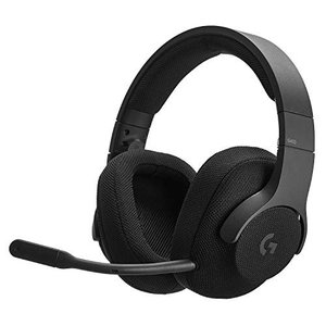 ゲーミングヘッドセット Logicool ロジクール G433BK ブラック Dolby DTS? ...