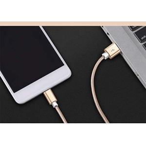 SIKAMI1本25cm Micro USB ケーブル 高速 転送・充電 ケーブル らくらくスマート...