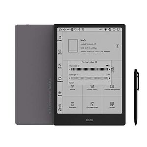 BOOX Note Pro 10.3, Front Light, Flush Glass Scree...