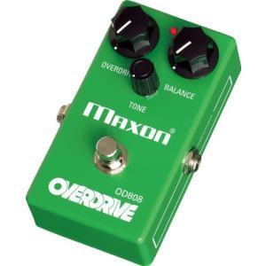 Maxon ギターエフェクター Overdrive OD808