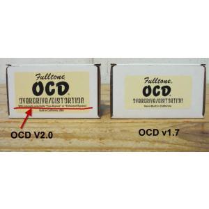 Fulltone OCD オーバードライブ エフェクター (フルトーン)|shimizusyouten01
