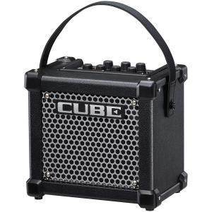 Roland ローランド ギターアンプ マイクロキューブGX MICRO CUBE GX ブラック|shimizusyouten01