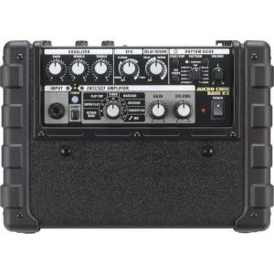 Roland ローランド ベース アンプ MICRO CUBE BASS RX MCB-RX|shimizusyouten01